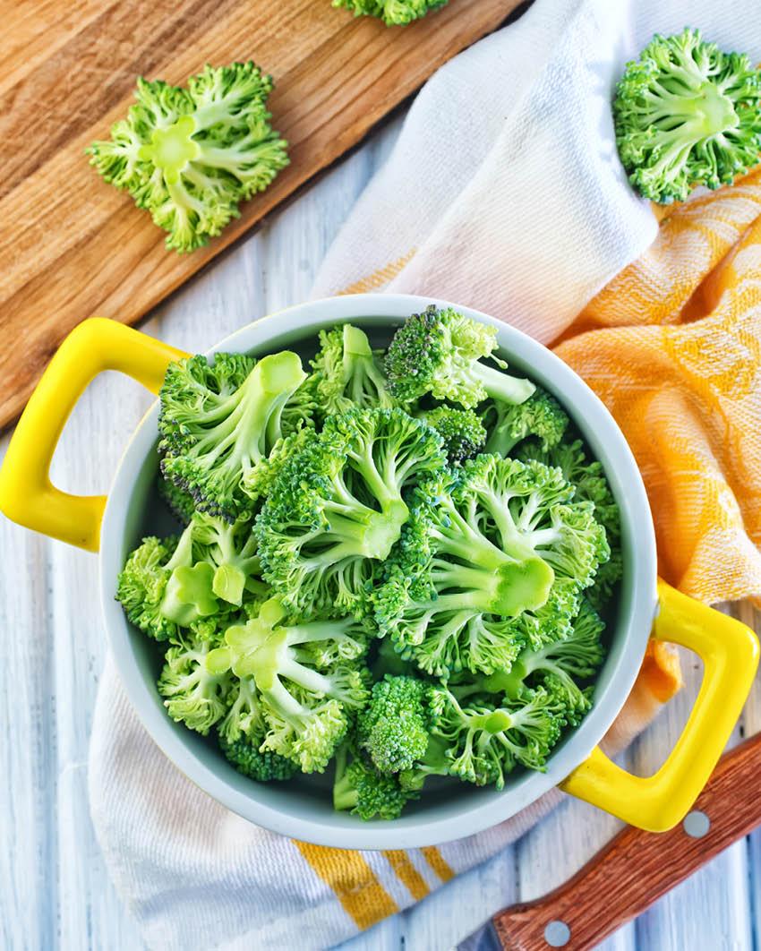 Brócoli. 11. Brócoli