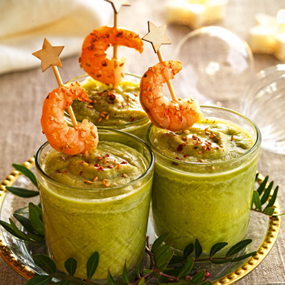 Recetas de aperitivos con aguacate