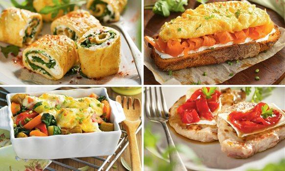 Lomo con queso y pimientos - Comidas para cenar rapidas ...