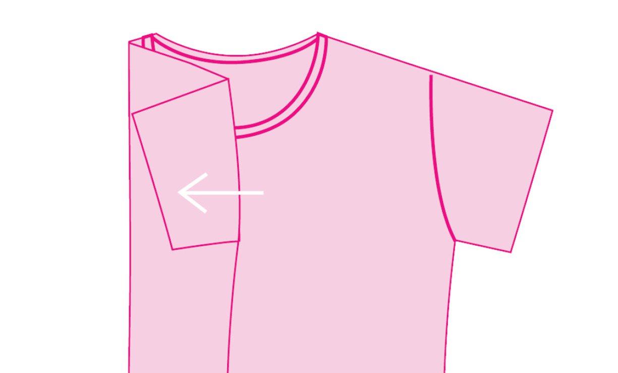 Doblar camisetas para que no se arruguen interesting - Doblar camisetas para que no se arruguen ...