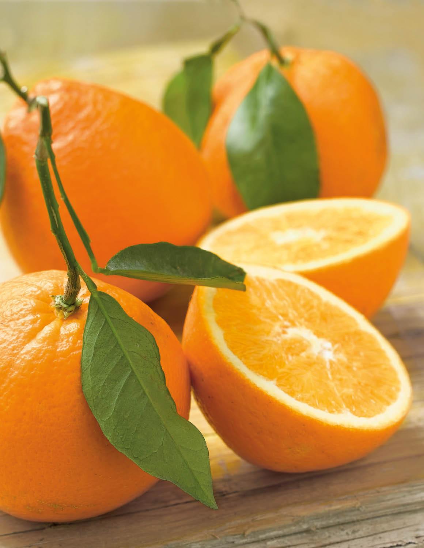 Naranja. Naranja, estimula las defensas