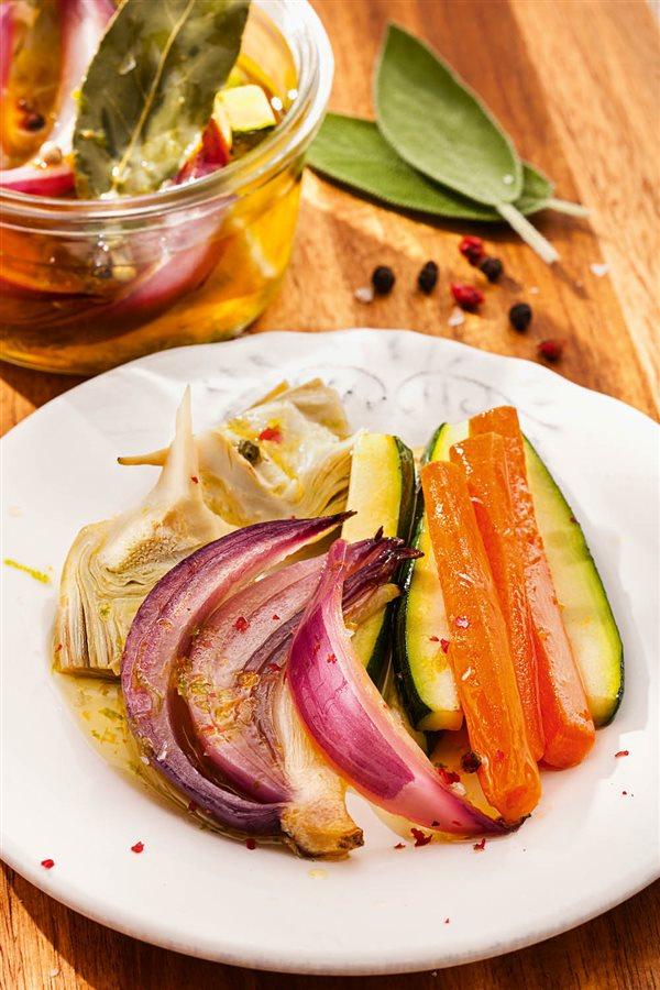 Retoclara 10 trucos para cocinar con menos calor as la - Calorias boquerones en vinagre ...