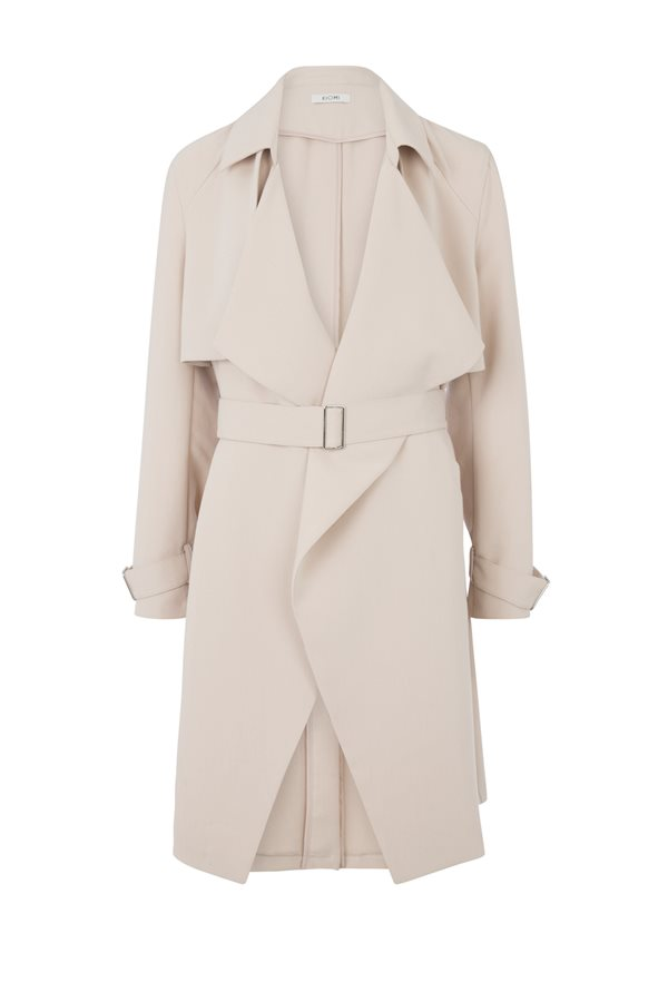 looks que adelgazan trench Zalando. El soft trench