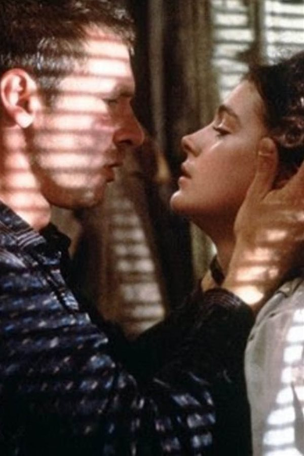 blade runner harrison ford y sean young. 1. Insaciable pero fiel