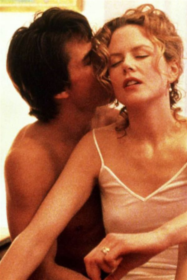 eyes wide shut tom cruise y nicole kidman. 3. Prepárate para las sorpresas