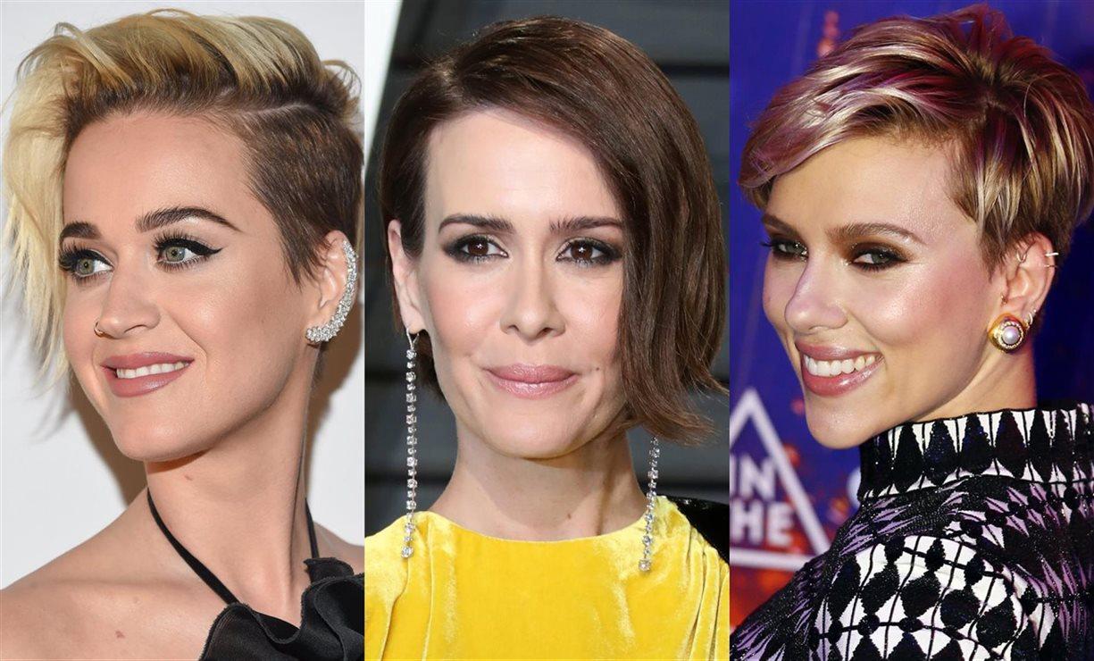 Mejores Peinados Para Pasar De Media Melena A Pelo Corto Este Verano - Peinar-flequillo-corto