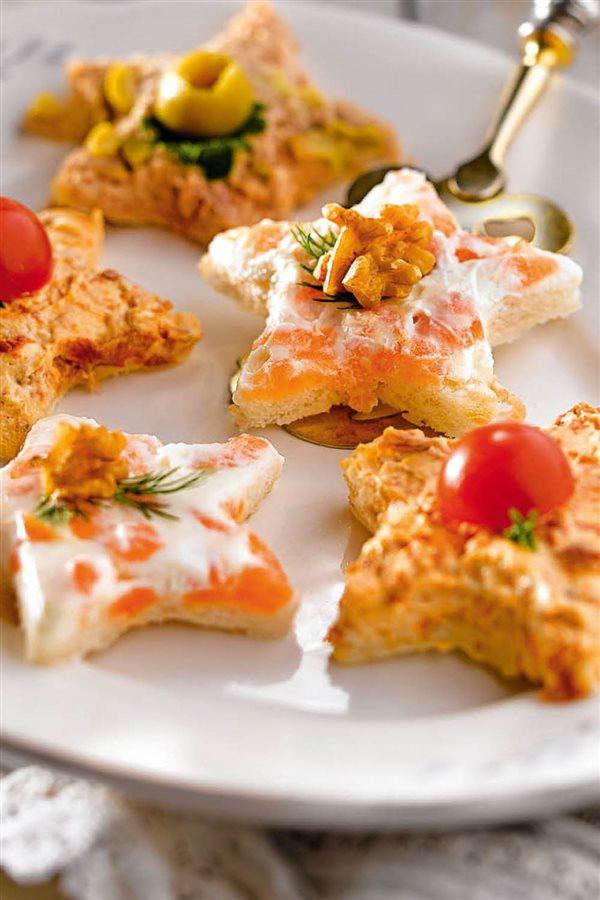 10 deliciosas recetas con salm n ahumado rico en omega 3 for Canape de salmon ahumado