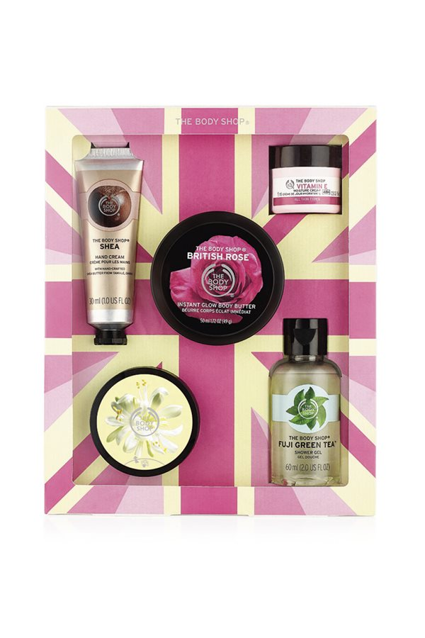 dia de la madre regalos ideas the body shop. Iconos mini