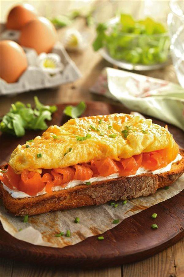 Deliciosas Recetas Con Salmón Ahumado Buena Fuente De Omega 3