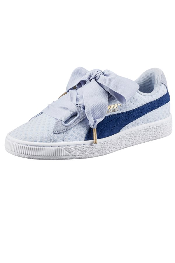 puma-zapatillas. Zapatillas Puma Basket Heart Denim