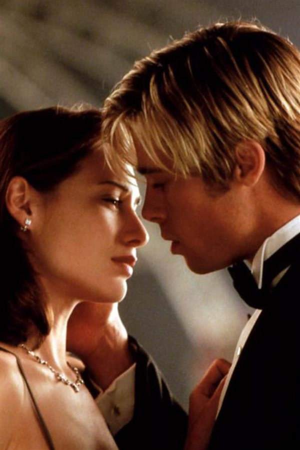 brad pitt en conoces a joe black. 9. Muy conquistadores