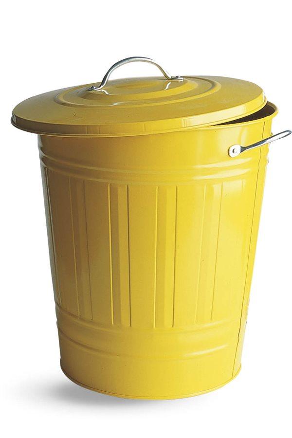 orden en la cocina cubo basura para organizar. ¿Y lo que no se recicla c48182103f8e