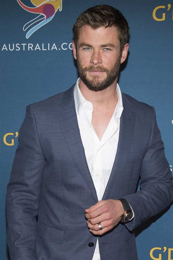 chicos guapos verano 2017 chris hemsworth. Chris Hemsworth