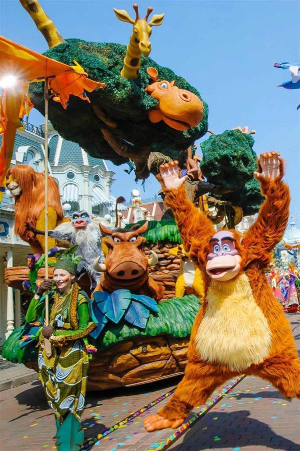 viajar con niños verano 2017 disneyland paris. ¡Feliz cumpleaños, Disneyland Paris!