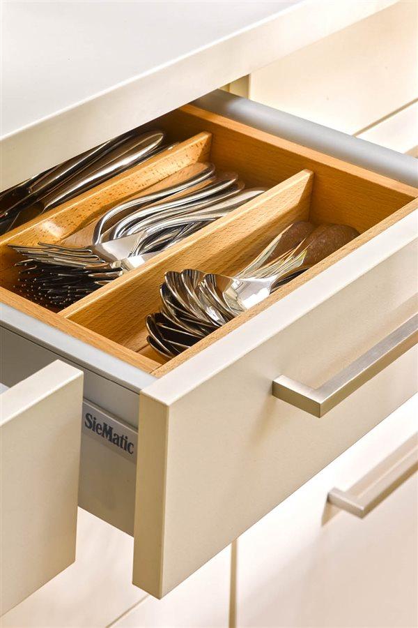Separadores de cajones de cocina cool mdesign separador for Separadores cajones cocina