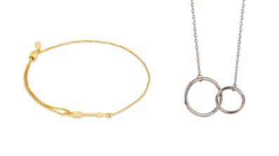 Las joyas mini (y rebajadas) perfectas para el verano