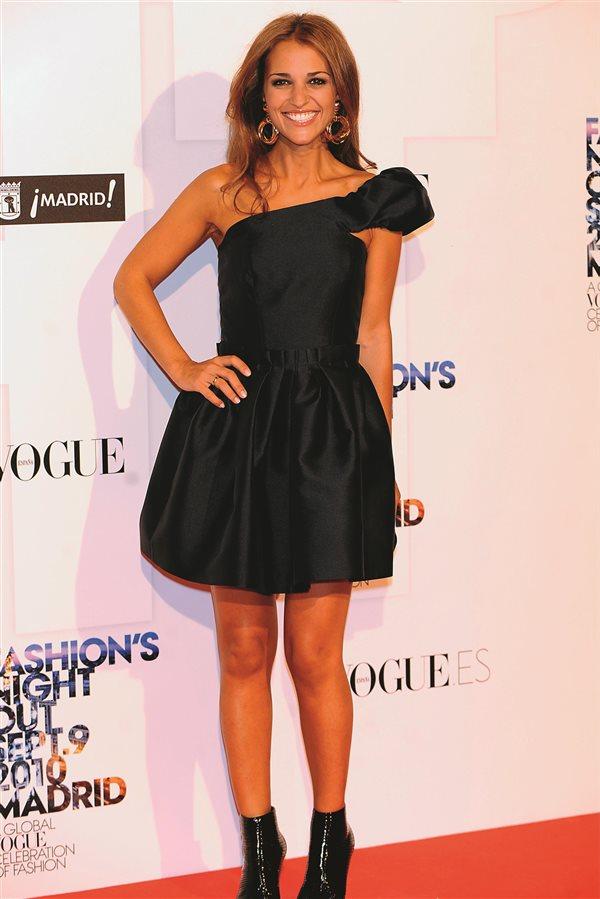 Paula echevarria vestidos cortos
