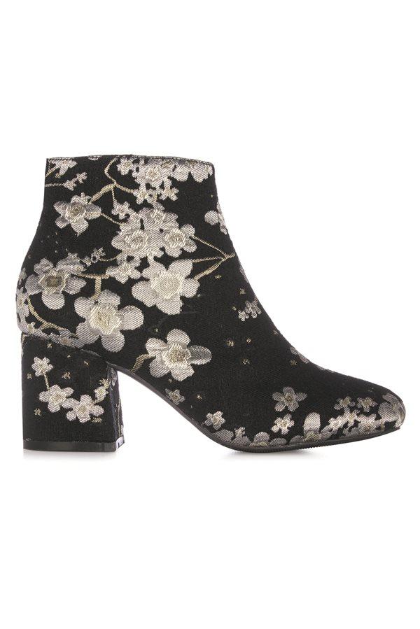 f0147cabc106e zapatos baratos otoño invierno 2018 low cost 014. Botín decorado
