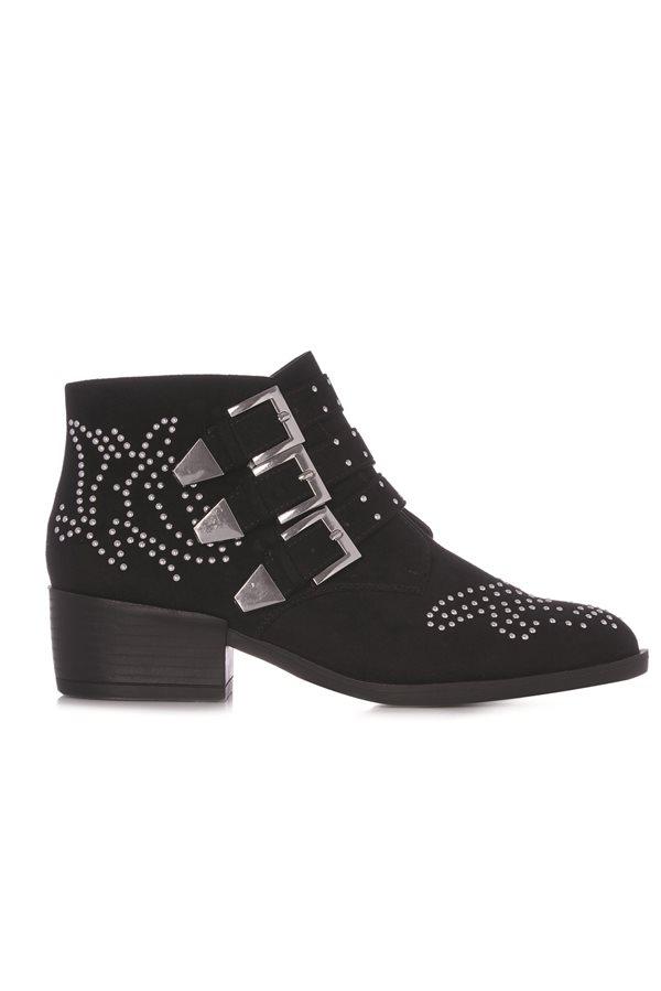 99bcafa083a31 zapatos baratos otoño invierno 2018 low cost 05. Botín rockero