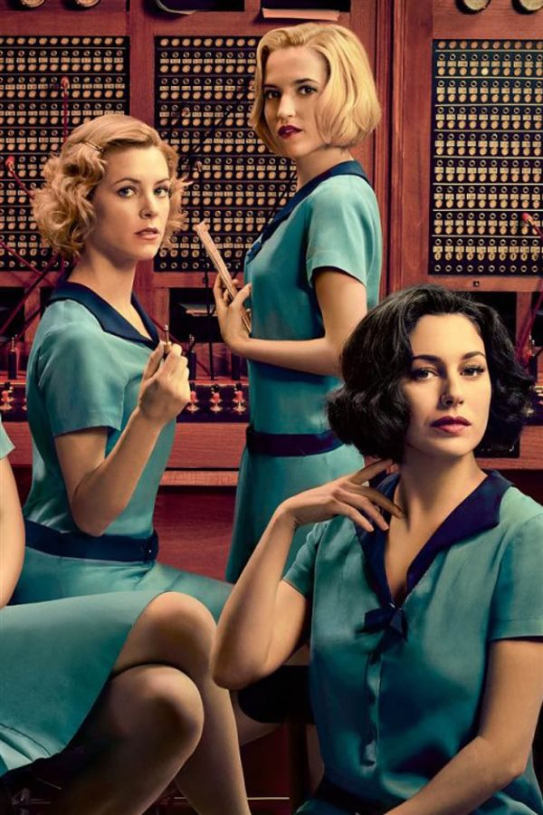 709a5d87 'Las chicas del cable'. Los peinados años 20 ...