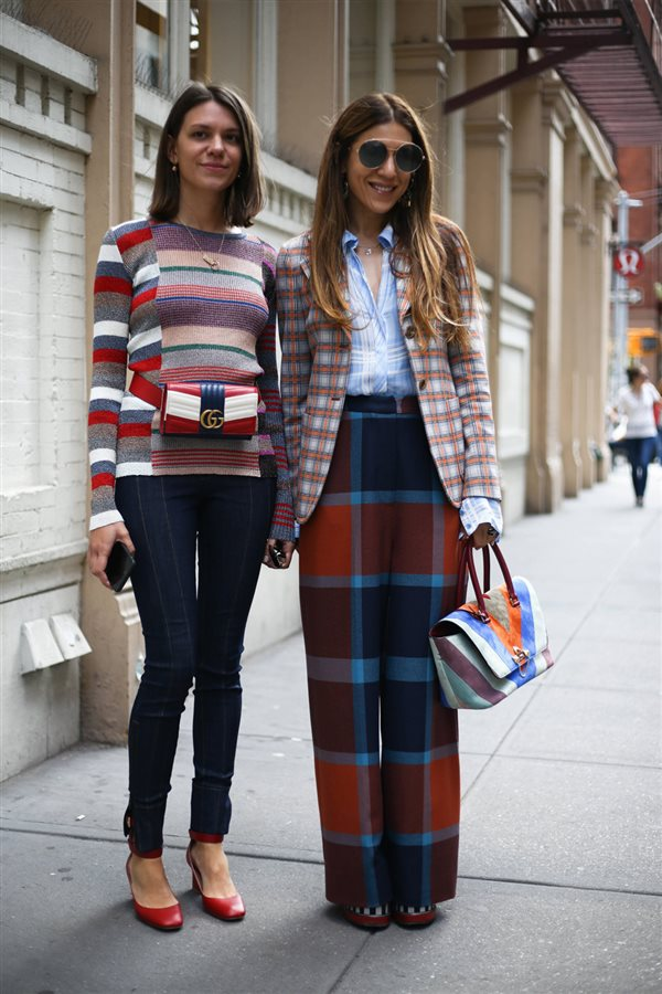 df70da4765 Los pantalones que se llevan en otoño  formas y colores