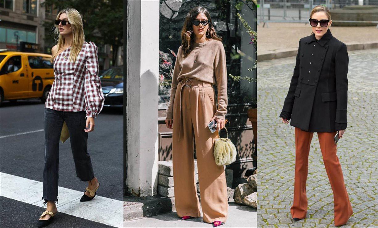 a8eb36d270 Los pantalones que se llevan en otoño  formas y colores