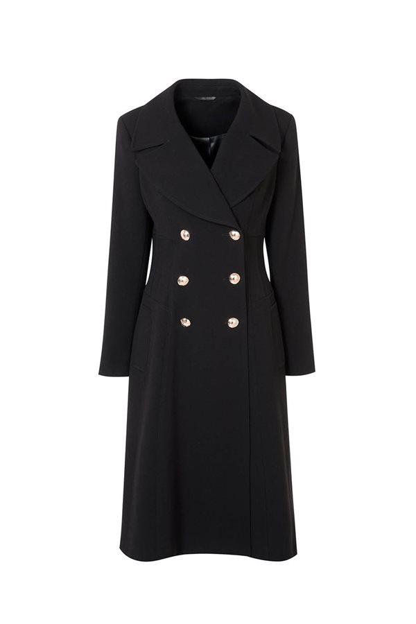 ropa mujer look urbano otoño invierno 2018 DEBENHAMS 120€. Abrigo clásico 3dc13186114