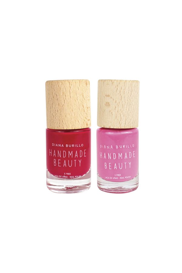iniciativas cancer de mama belleza handmade beauty. Esmaltes Handmade Beauty