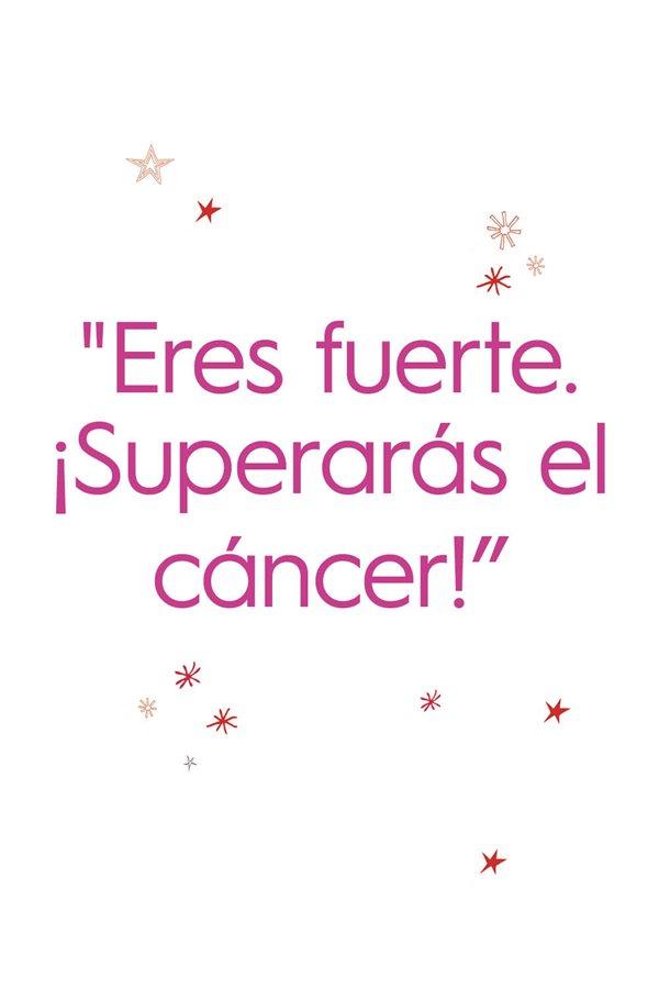 Muitas vezes 12 frases que convendría no decir a alguien con cáncer de mama QE11
