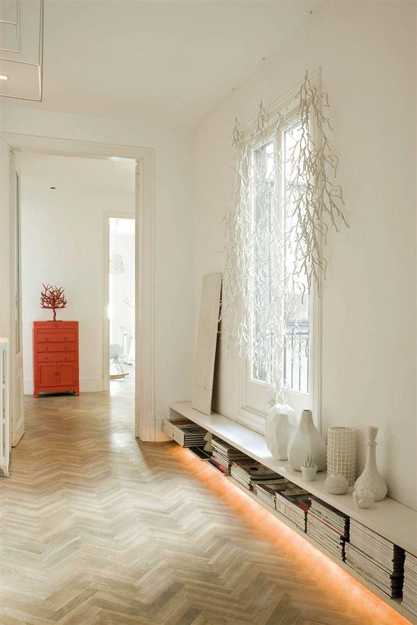 Armario poco fondo para pasillo excellent armario poco - Zapatero poco fondo ...