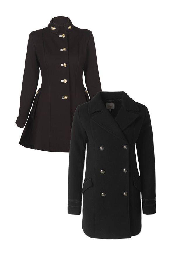 abrigo de mujer para vestir