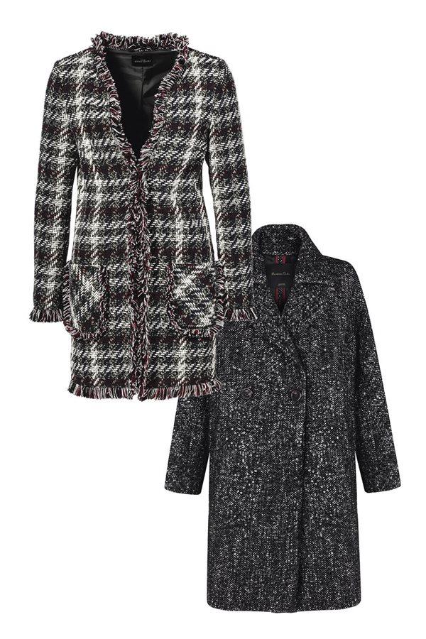 Tipos de abrigos para el invierno