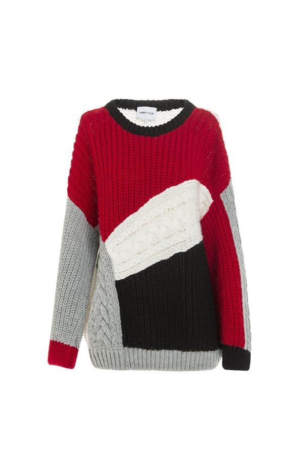 como elegir el jersey segun la forma del cuerpo bimba y lola. Un jersey  diferente 9ae9ff39e7f4