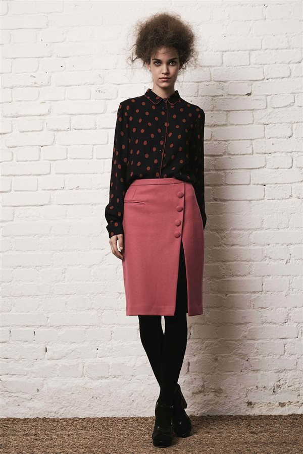 descuento hasta 60% patrones de moda Venta de liquidación 25 faldas low cost para este otoño invierno