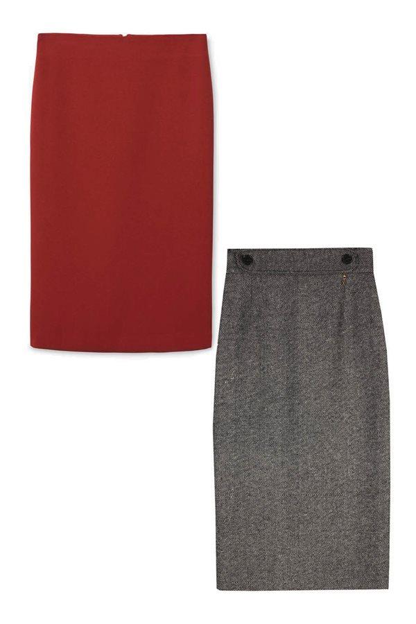 7efedba95b falda tubo looks otoño invierno 2017 2018 mango dandara. Encuentra tu estilo