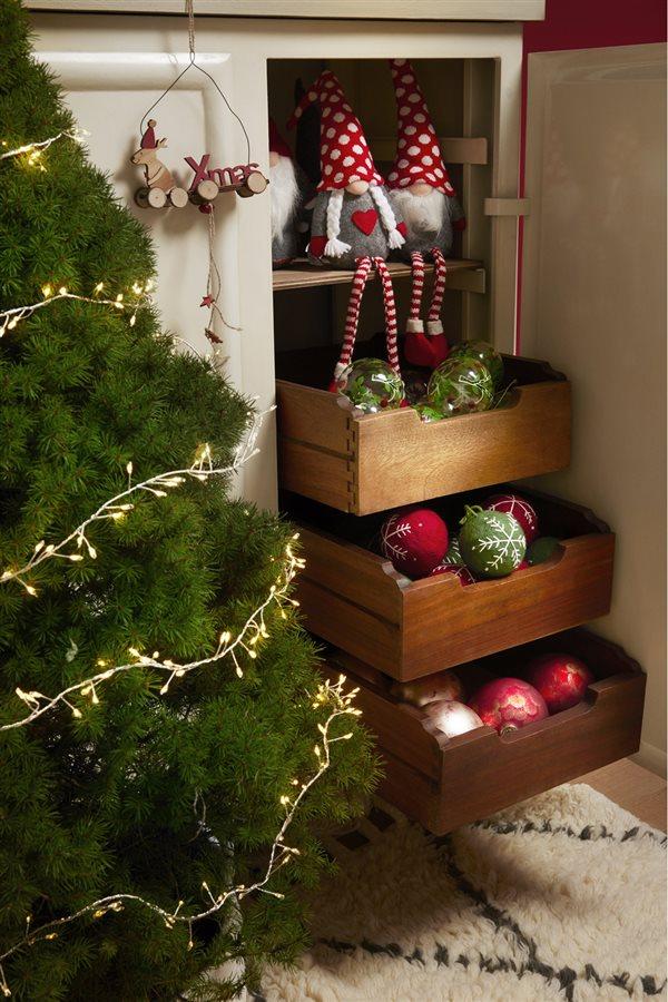 30 ideas de decoración navideña que puedes encontrar ya en tiendas