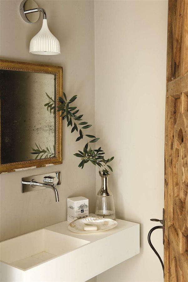15 buenas ideas para baños pequeños