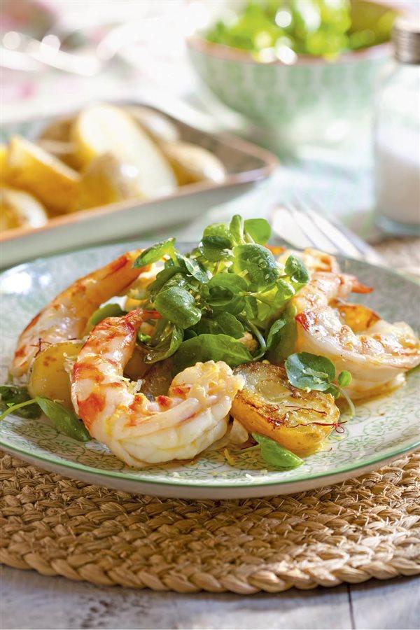 Cocina light y exprés: recetas fáciles con menos de 400 calorías