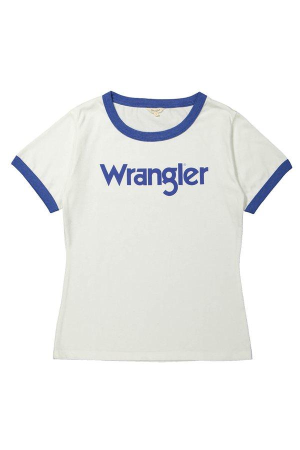 regalos de navidad ideas camiseta wrangler. Camiseta con logo 7bc5c490e2c