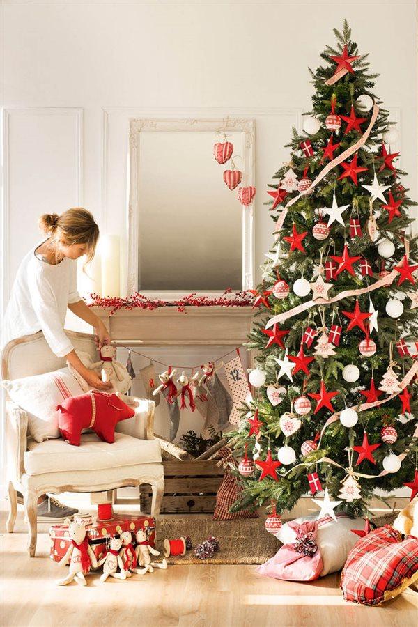 Arboles De Navidad Que Triunfan En Internet Ideas De Decoracion - Ideas-arboles-de-navidad
