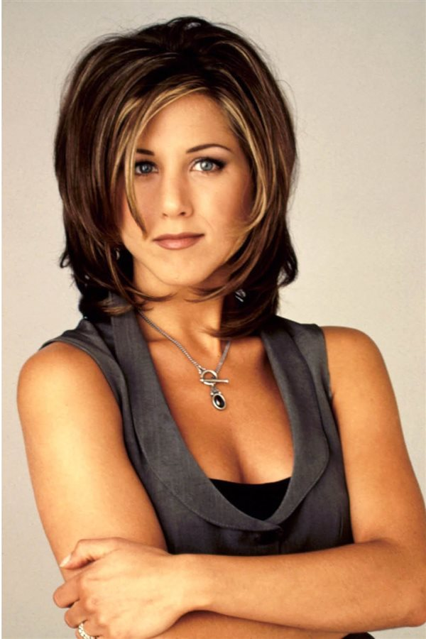 tendencias belleza años 90 jennifer aniston. Jennifer Aniston