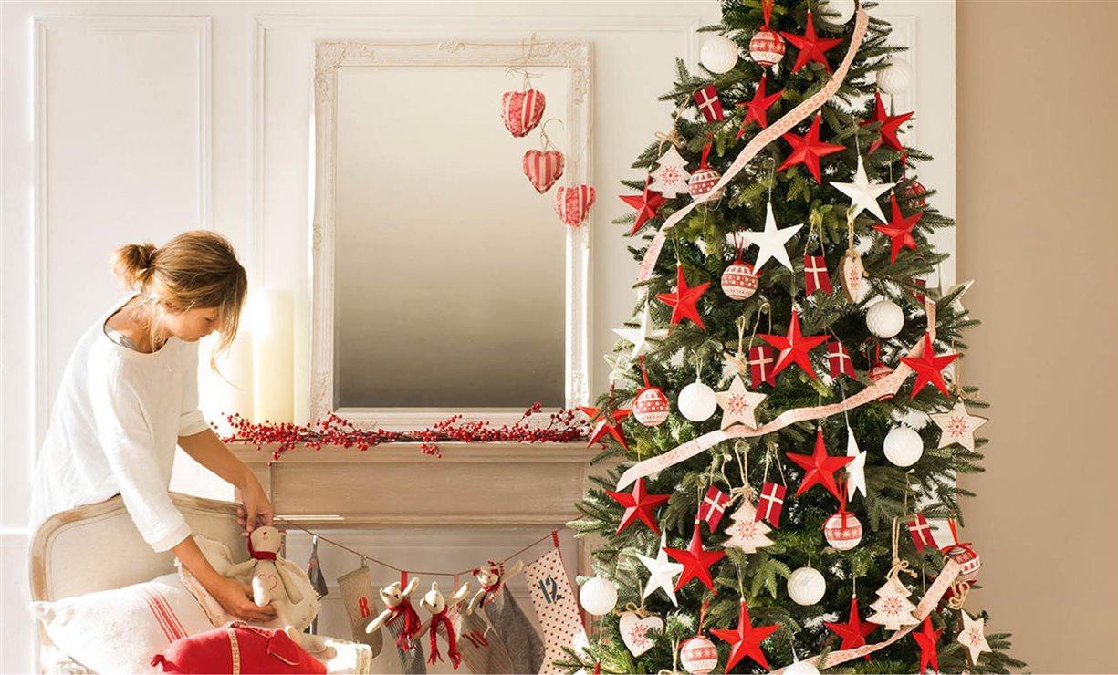 dc2fbd50e0bcb Árboles de Navidad que triunfan en Internet  ideas de decoración