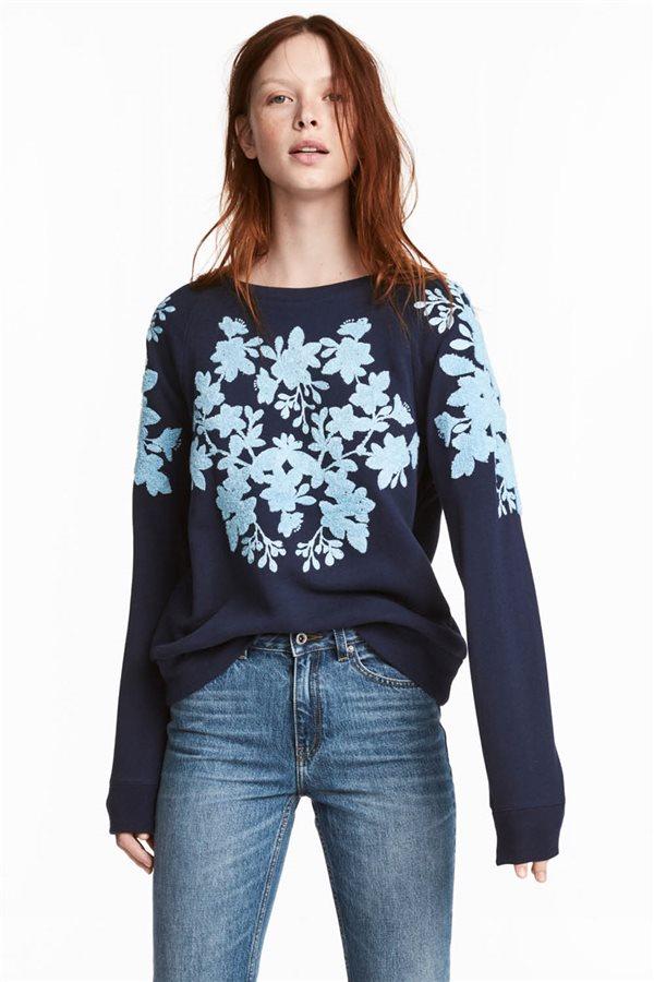 0c49360682 nuevo tiendas ropa mujer navidad 2017 tendencias moda H M