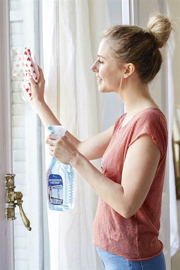 C mo limpiar la casa y evitar los 15 errores m s comunes - Truco para limpiar cristales ...