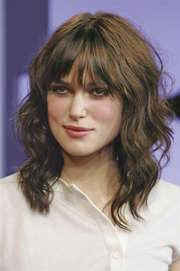 Los mejores cortes de pelo y peinados para caras cuadradas for Cejas para cara cuadrada