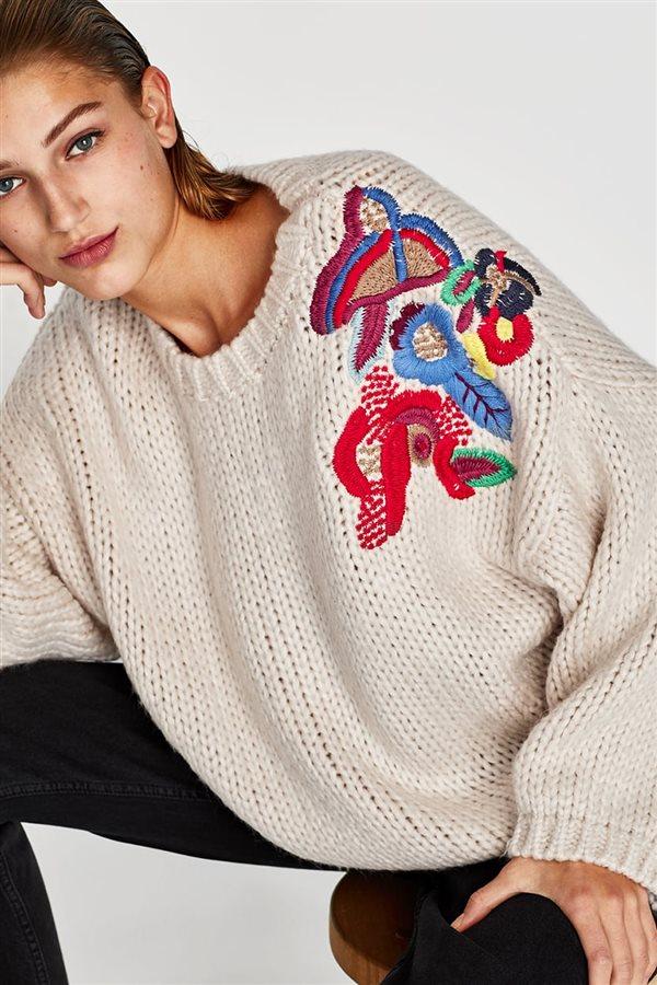 Rebajas 2018  Los mejores jerséis de Zara 472d0d30e99e