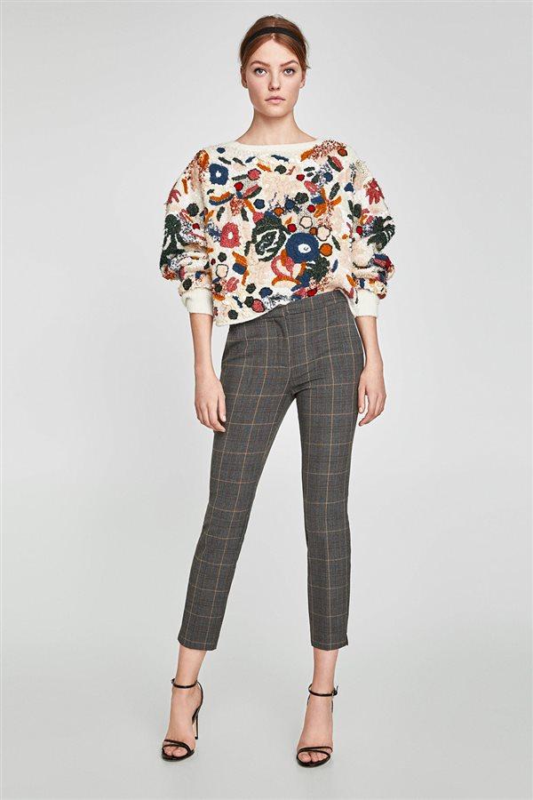 524726d34f6 Nuevo en tienda  Tendencias de moda primavera 2018 en Zara