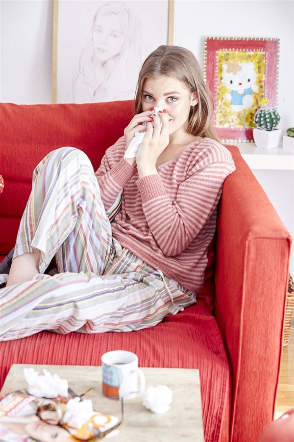 Como se cura un resfriado rapido
