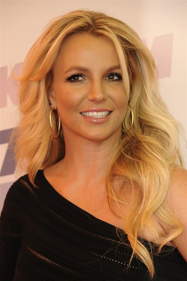 famosas problemas capilares Britney Spears. Britney Spears