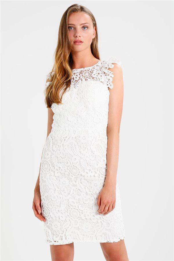 Vestidos de novia cortos zalando